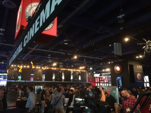 RED NAB Booth 2016